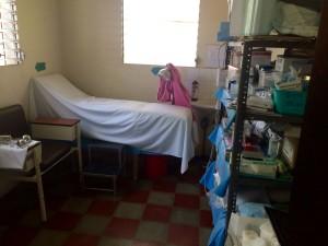 Das Behandlungszimmer