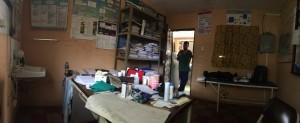 Das Arztzimmer und José